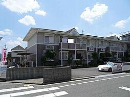 大阪府高槻市郡家新町の賃貸アパートの外観