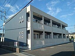 埼玉県白岡市新白岡4丁目の賃貸アパートの外観