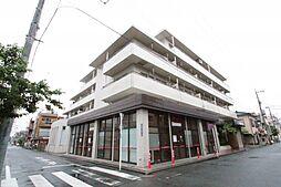 建愛ビル[3階]の外観