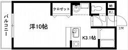 VEIN[2階]の間取り