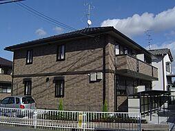 セジュールMII[2階]の外観