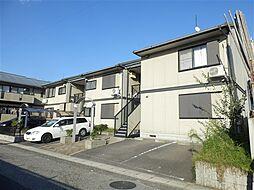 兵庫県神戸市灘区大石南町3丁目の賃貸アパートの外観