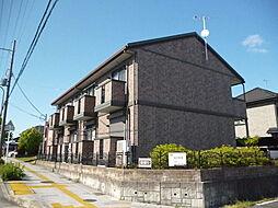 パリオ菅沼A[1階]の外観