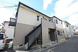 ガーデンハウス宝塚B[102号室]の外観