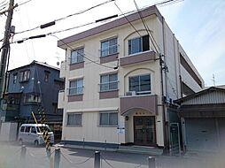 大阪府大東市諸福1丁目の賃貸マンションの外観