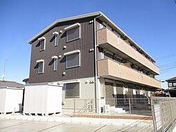 千葉県市原市姉崎西3丁目の賃貸アパートの外観