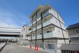 兵庫県西宮市津門住江町の賃貸マンションの外観
