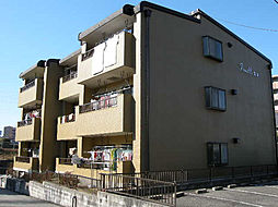 愛知県日進市浅田町笹原の賃貸アパートの外観