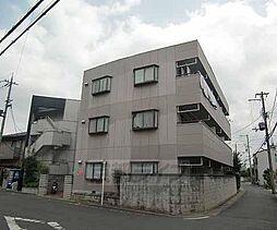 京都府京都市右京区梅津南町の賃貸マンションの外観
