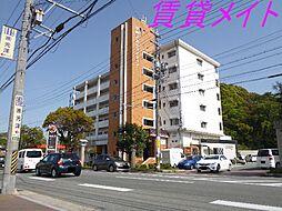 豊田ビル伊勢スカイマンション[6階]の外観