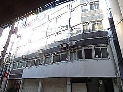 大阪府大阪市浪速区日本橋東3の賃貸マンションの外観