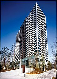 東京都江東区有明1丁目の賃貸マンションの外観