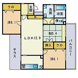 姪浜駅 12.0万円