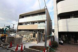 大阪府吹田市豊津町の賃貸アパートの外観