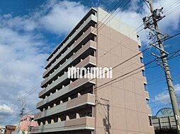 愛知県名古屋市中川区露橋2丁目の賃貸マンションの外観
