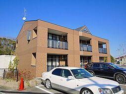 奈良県奈良市宝来町の賃貸マンションの外観