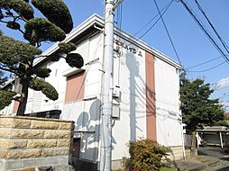 大阪府門真市御堂町の賃貸アパートの外観