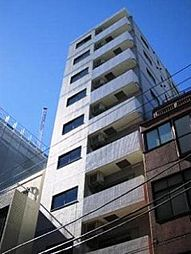 グランシャス銀座東[10階]の外観
