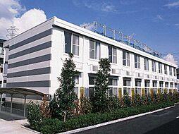 埼玉県草加市草加3丁目の賃貸アパートの外観
