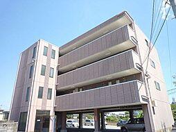 徳島県徳島市富田橋6丁目の賃貸マンションの外観