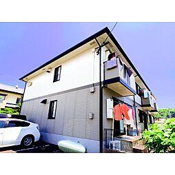 静岡県静岡市葵区与一3丁目の賃貸アパートの外観