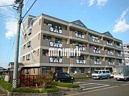 岐阜県可児市川合の賃貸マンションの外観