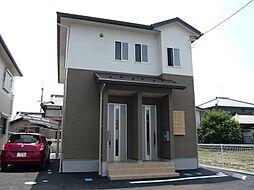 滋賀県草津市野村6丁目の賃貸アパートの外観
