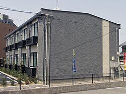 レオパレスクレーネ[1階]の外観
