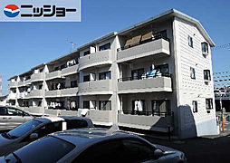 愛知県半田市柊町4丁目の賃貸マンションの外観