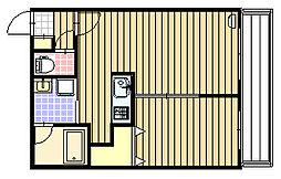MODE-AFFECTION・N33(モードアフェクション)[2階]の間取り