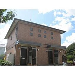 兵庫県豊岡市日高町国分寺の賃貸アパートの外観