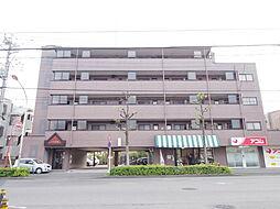 レーベンシュロス生田[4階]の外観
