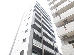 レーヴ・アデル・千住新橋[8階]の外観