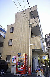 東京都江戸川区中葛西8の賃貸マンションの外観