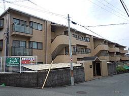 大阪府豊中市刀根山1丁目の賃貸マンションの外観