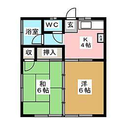 宮城野原駅 4.0万円