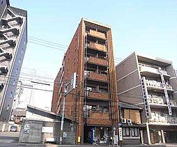 京都府京都市下京区南門前町の賃貸マンションの外観