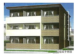 フォンテーヌ西所沢[2階]の外観