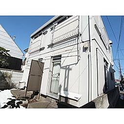 川崎アパート[201号室]の外観