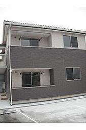 大阪府大阪市阿倍野区共立通1丁目の賃貸アパートの外観