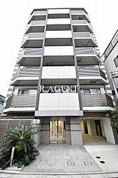 ラフィスタ西横浜[1階]の外観