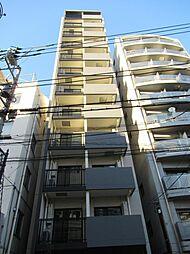 クレヴィスタ蒲田[601号室]の外観