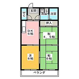 開明駅 4.5万円