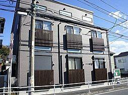 神奈川県横浜市磯子区下町の賃貸アパートの外観