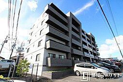 愛知県豊田市若林東町の賃貸マンションの外観