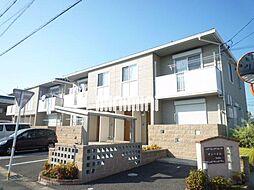 サンハイムYOSHIBA A棟[2階]の外観
