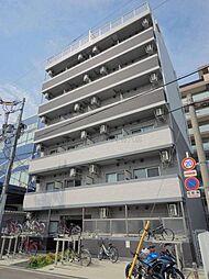 エグゼ大阪城東[5階]の外観