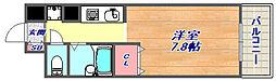 パレオーギ[305号室]の間取り
