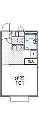 ALPHA[2階]の間取り