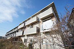 千葉県千葉市緑区鎌取町の賃貸アパートの外観
